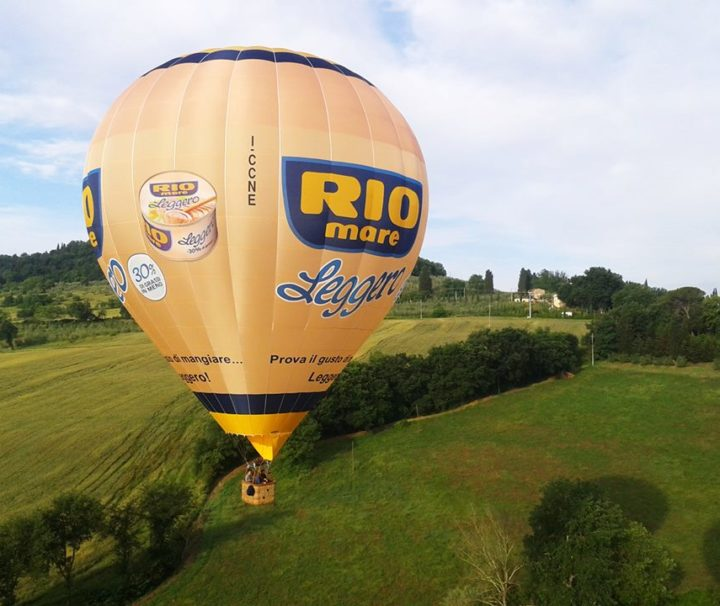 Tuscany Balloon Tour Flying Mammut