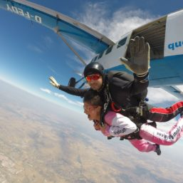 Tandem Skydiving in Evora Portugal by Skydive Portugal via Flying Mammut