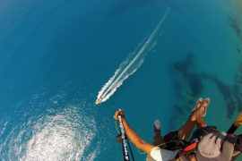 Big Blue Paragliding Lefkada Greece