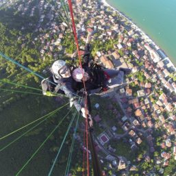 Tandem Paragliding in Boztepe Ordu by Fly Elegant via Flying Mammut