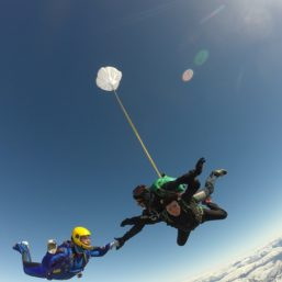 Tandem Skydiving in Braşov Romania by Fly'N Friends via Flying Mammut