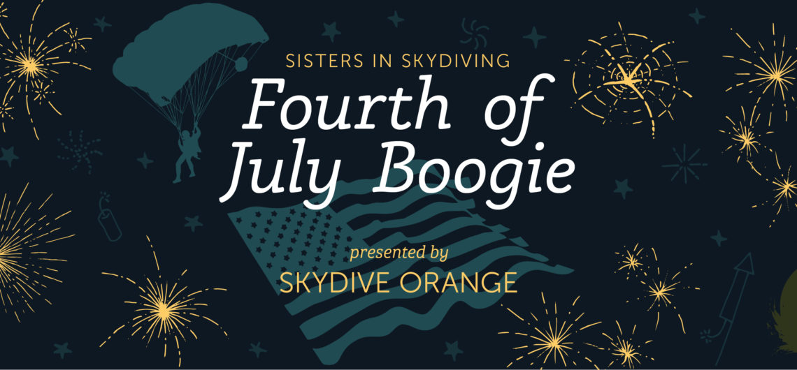 2017 Fourth of July / SIS Boogie via Flying Mammut Events