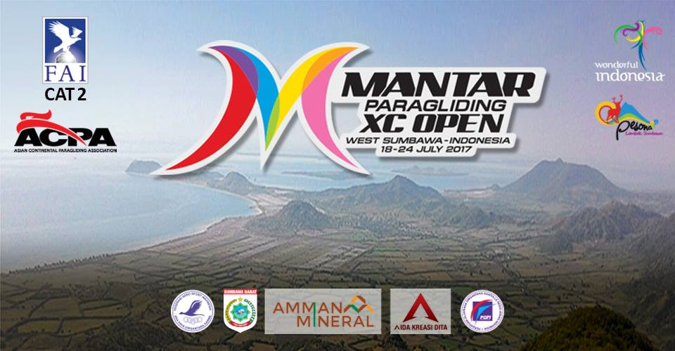 Mantar Open XC Paragliding Competition